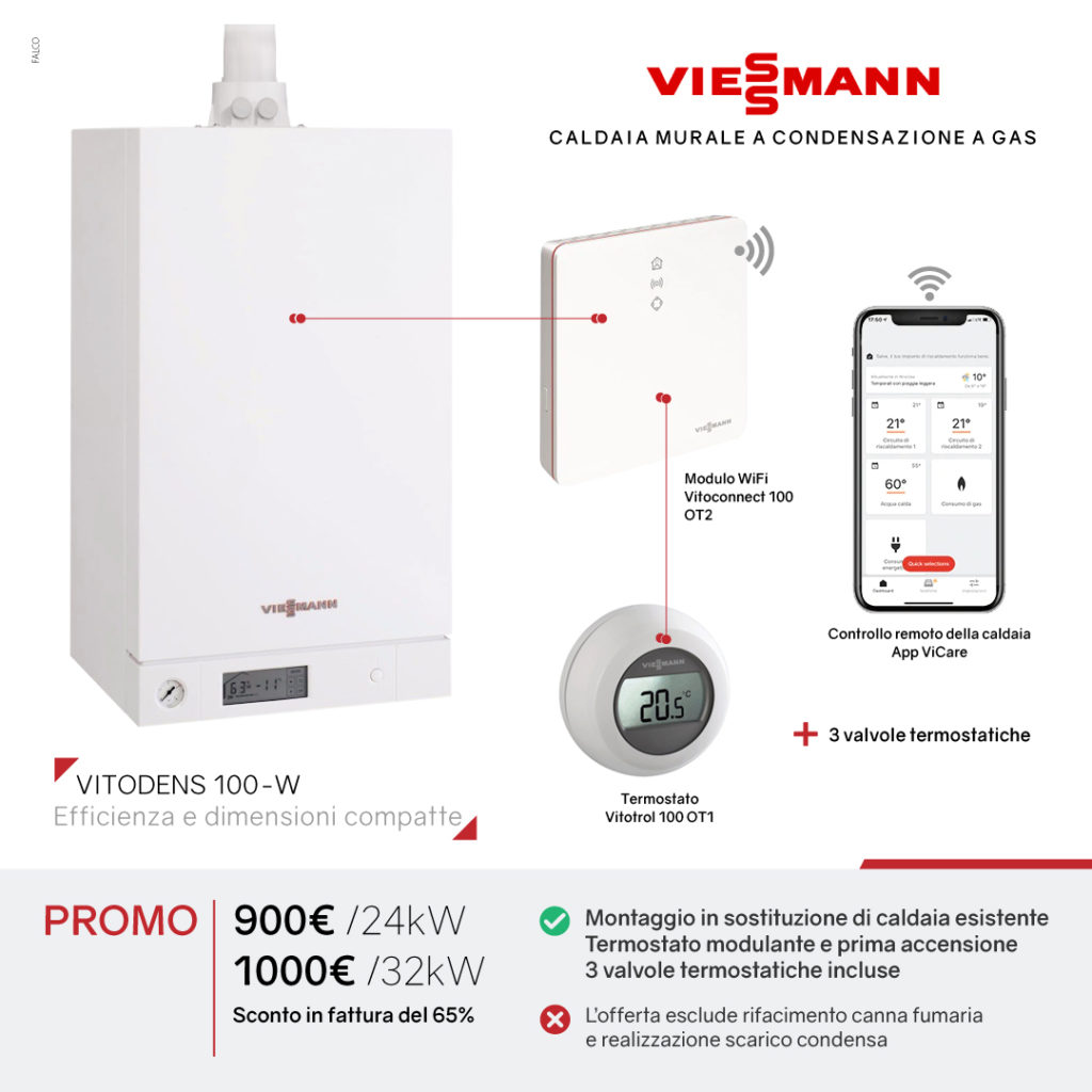 viessmann-promo-feb2021- caldaia viessmann